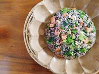 五辛素上海菜飯一超簡單
