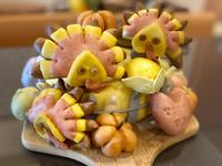 感恩節火雞饅頭