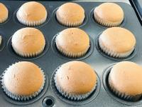 鑄鐵鍋料理-海綿杯子蛋糕