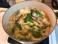台式白菜滷