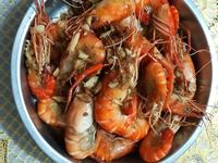 麻油泰國蝦