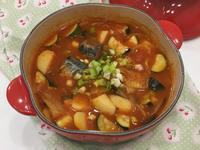 馬鈴薯鯖魚泡菜鍋