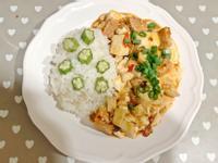 素食麻婆豆腐燴飯🍛