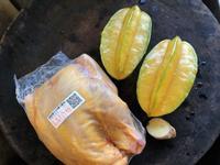 電鍋雞湯:楊桃香菇雞湯(超推薦!非常清甜