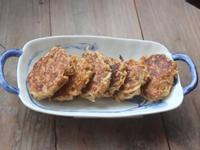 鮪魚蘿蔔煎餅