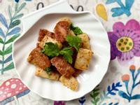 新餐肉炒蘿蔔糕