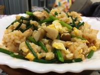 雞加韮蛋炒飯