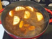 慢燉料理: 白蘿蔔燉梅花肉