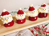 草莓聖誕老公公
