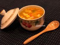 鮮蝦豆腐南瓜濃湯🎶