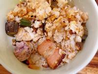 法式香腸培根蛋炒飯-BIX法式手工香腸
