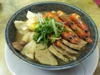 品靚上菜-『穀盛綠咖哩』綠咖哩鮮蝦冬粉