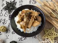 福菜滷竹筍