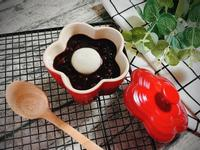 紅豆紫米粥(芝麻湯圓)