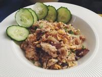 泰式蟹肉炒飯🦀️