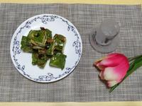 (煮食影片)綠茶雪花餅