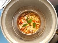 一顆番茄雞肉義大利麵【電鍋料理】