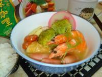 [穀盛綠咖哩]幸福鍋物[小心上癮]