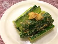 芝麻醬小黃瓜
