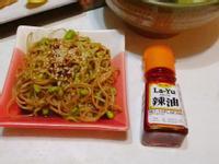 S&B辣油~~味噌涼拌黑豆芽