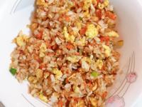 古味醬油炒飯(五辛素)