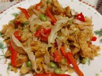 德式酸菜 來 炒菜