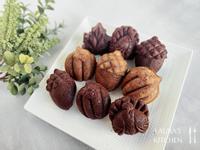 蜂蜜瑪德蓮 (原味、巧克力、黑芝麻)