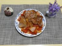 (煮食影片)茄汁洋蔥豬扒