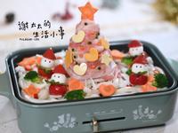 聖誕樹蒙古烤肉
