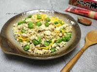 親子豆豆蛋炒飯(低脂高蛋白)