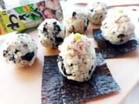 韓式鮪魚拳頭飯糰