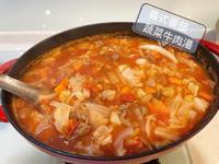 一鍋到底🥘義式番茄蔬菜牛肉湯