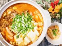 簡易泡菜鍋
