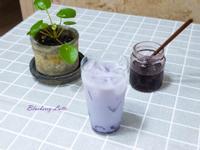 糖漬藍莓 Ft.藍莓拿鐵