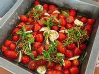 低醣廚房-油漬番茄