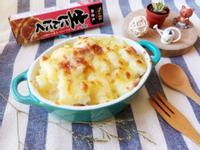 蒜香奶油焗烤馬鈴薯