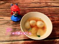 純手工包餡鹹湯圓+水晶餃