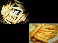 氣炸鍋-波浪薯條(不用翻面)