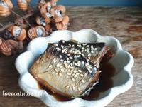 萬用鍋做《日式甘露煮秋刀魚》