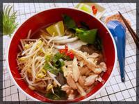 越南雞肉河粉 (露營OK)