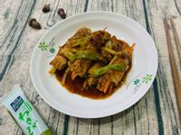 山葵醬燒五花肉捲
