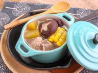 【厚生廚房】菊薯排骨湯