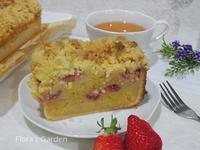 《草莓就愛鷹牌煉奶》奶酥草莓煉乳年糕