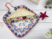 希臘優格草莓水果吐司/熱壓三明治機食譜