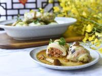 [蔬食]鴻運當頭高麗菜捲