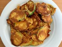金沙蛋炒櫛瓜