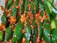 韓式小黃瓜醃漬