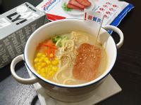 日式豆奶拉麵