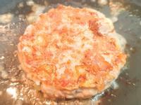 漢堡排吐司肉排製作