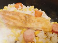🌽下班快煮🌽鮭魚玉米便當